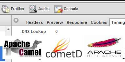 502 Proxy Error Using CometD, Apache and Camel